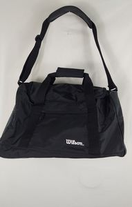 Wilsons Duffle sport black Bag